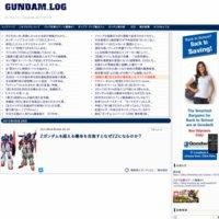 GUNDAM.LOG    -ガンダム2chまとめブログ-